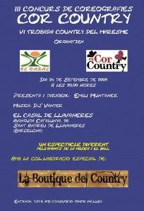 III-CONCURS-COREOGRAFIES-COR-COUNTRY-2011-VI-Trobada-Country-del-Alt-Maresme-cartell
